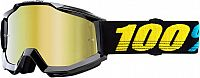 100 Percent Accuri Virgo S20, cross goggle kids
