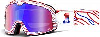 100 Percent Barstow Death Spray Customs S19, cross goggle
