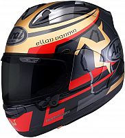 Arai Rx-7V Isle of Man TT 2020, integral helmet