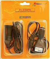Nolan N-Com Micro USB 12V charger, 2nd choice item