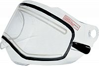 AFX FX-39DS, double-lens-visor heated