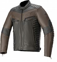 Alpinestars Burstun, leather jacket