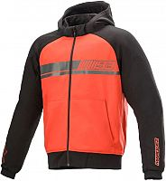 Alpinestars MM93 Aragon Hoodie Stripe S20, textile jacket