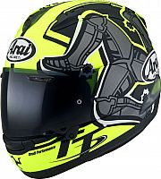 Arai Rx-7V Isle of Man TT 2019, integral helmet