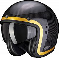 Scorpion Belfast Carbon Lofty, jet helmet