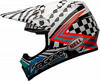 Bell MX-9 Mips Check Me Out, cross helmet