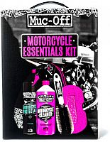 Muc-Off 210.1306, Motorcycle Cleaner/Care Set