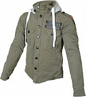 Booster Army, textile jacket