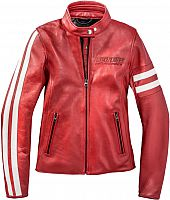 Dainese Settantadue Freccia, leather jacket women