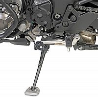 Givi Kawasaki Versys 1000, side stand extension