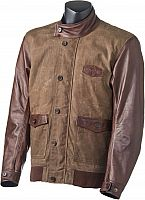 GC Bikewear Hillberry, leather- textile jacket