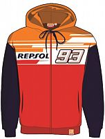 GP-Racing Apparel Dual Repsol Marquez 93, zip hoodie