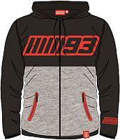 GP-Racing Apparel Marc Marquez MM93, zip hoodie
