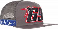 GP-Racing Apparel Nicky Hayden 69 Stars and Stripes, cap