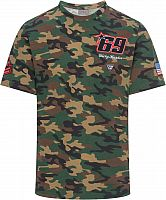 GP-Racing Apparel Nicky Hayden Camo, t-shirt