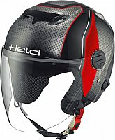 Held Top Spot Dekor 2, jet helmet