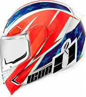 Icon Airframe Pro Max Flash, integral helmet