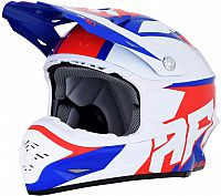 AFX FX-21 Pinned, cross helmet