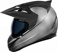 Icon Variant Quicksilver, enduro helmet