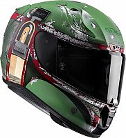 HJC RPHA11 Star Wars Boba Fett Ltd., integral helmet
