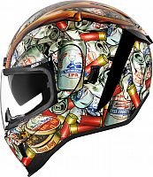 Icon Airform Buck Fever, integral helmet