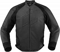 Icon Hypersport, leather jacket