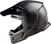 Klim F5 Ghost S18, cross helmet