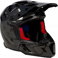 Klim F5 Patriot Star S20, cross helmet
