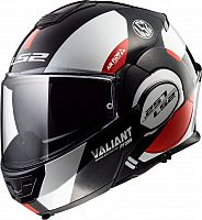 LS2 FF399 Valiant Avant, flip up helmet