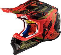 LS2 MX470 Subverter Claw, cross helmet