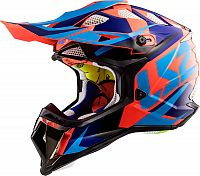 LS2 MX470 Subverter Nimble, cross helmet