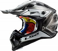 LS2 MX470 Subverter Power, cross helmet