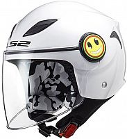 LS2 OF602 Funny, jet helmet kids