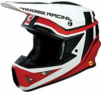 Moose Racing F.I Session S19, cross helmet