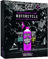 Muc-Off Clean + Protect + Lube, kit