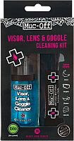 Muc-Off Visor/Lens/Goggle, cleaning kit