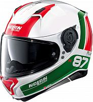 Nolan N87 Plus Distinctive Italia N-Com, integral helmet