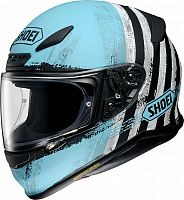 Shoei NXR Shorebreak, integral helmet