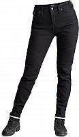 Pando Moto Kissaki Black, jeans women