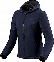 Revit Afterburn 2 H2O, textile jacket waterproof women