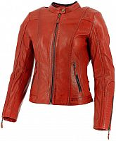 Richa Lausanne, leather jacket women