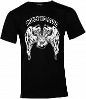 Rusty Stitches Born To Ride, t-shirt