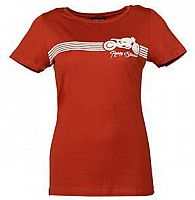 Rusty Stitches Stripe, t-shirt women