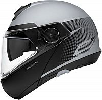 Schuberth C4 Resonance, flip up helmet