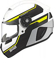 Schuberth SR2 Lightning, integral helmet