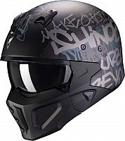 Scorpion Covert-X Wall, modular helmet