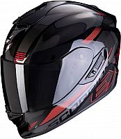 Scorpion EXO-1400 AIR Free, integral helmet