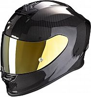 Scorpion EXO-R1 Carbon Air Solid, integral helmet