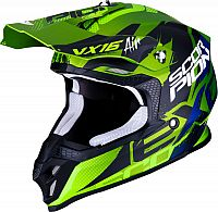 Scorpion VX-16 AIR S19 Albion, cross helmet