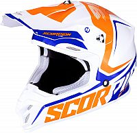 Scorpion VX-16 AIR S19 Ernee, cross helmet
